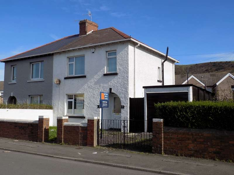 3 Bedrooms Semi Detached House for sale in Corporation Road, Aberavon, Port Talbot, Neath Port Talbot. SA12 6UB