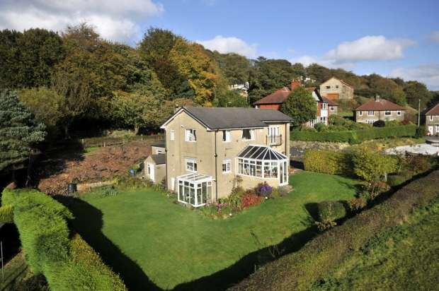 3 Bedrooms Detached House for sale in Stansfield Hall Road Todmorden