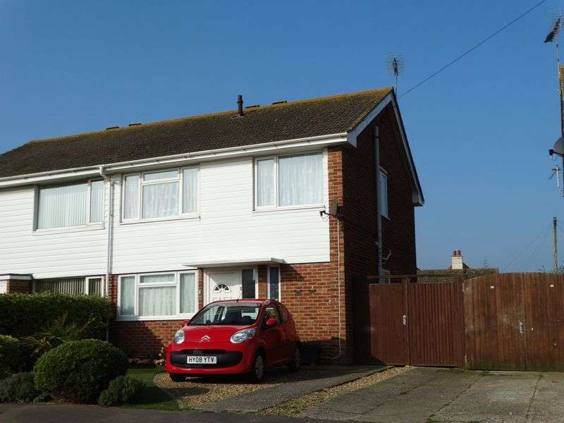 4 Bedrooms Semi Detached House for sale in Burlington Gardens, Selsey