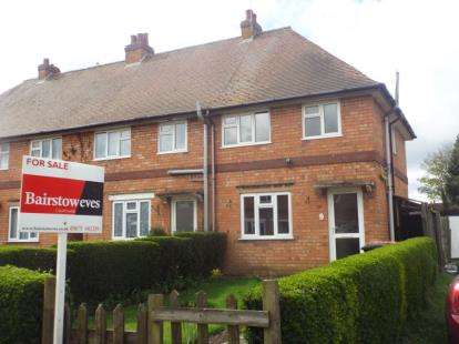 2 Bedrooms End Of Terrace House for sale in Wyndshiels, Coleshill, Birmingham, Warwickshire