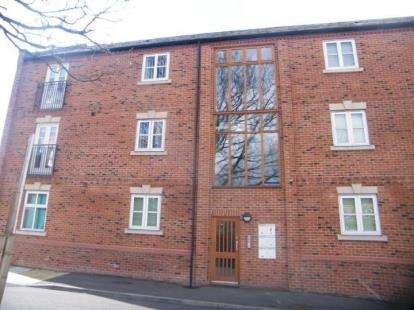 2 Bedrooms Flat for sale in Deanery Court, Darlington, Durham