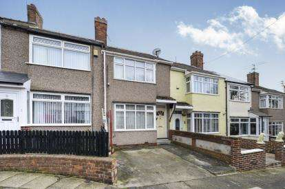 2 Bedrooms Terraced House for sale in North Rise, Darlington, Durham, Darlington