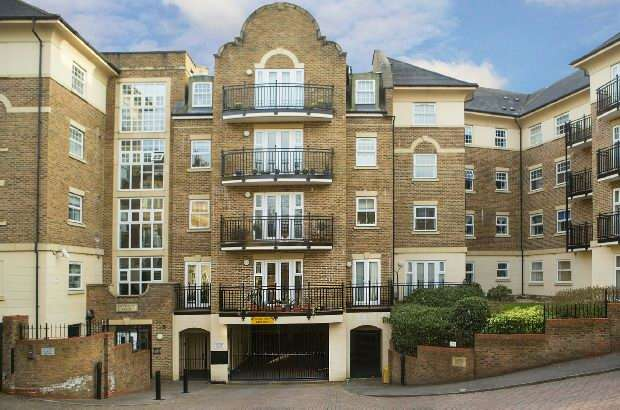 2 Bedrooms Flat for sale in Carmelite Drive, West Reading,