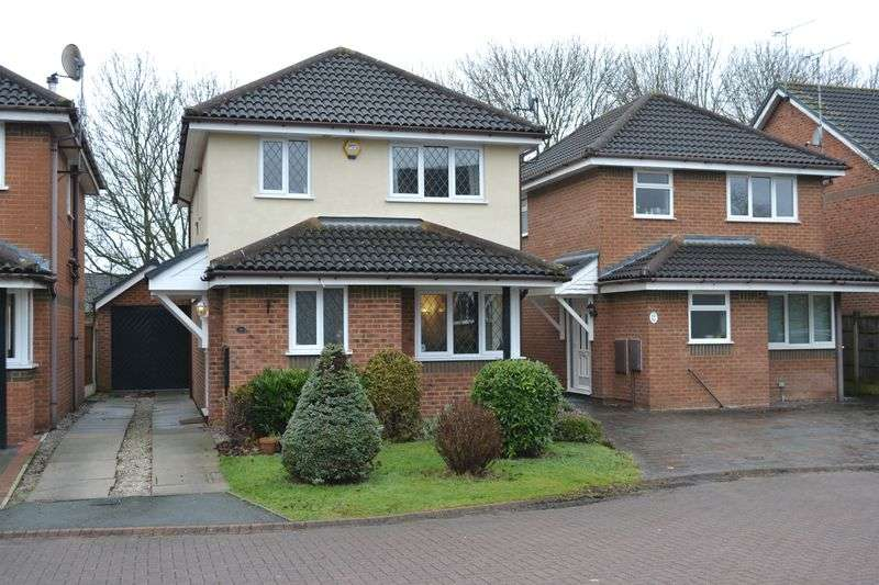 3 Bedrooms Detached House for sale in Houghton Close, Chester