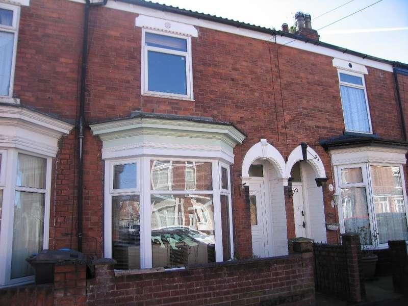 2 Bedrooms House for sale in Belvoir Street, Hull, HU5 3LS