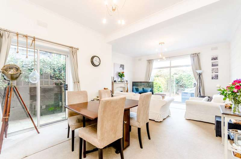 2 Bedrooms Flat for sale in Earlsfield Road, Wandsworth Common, SW18