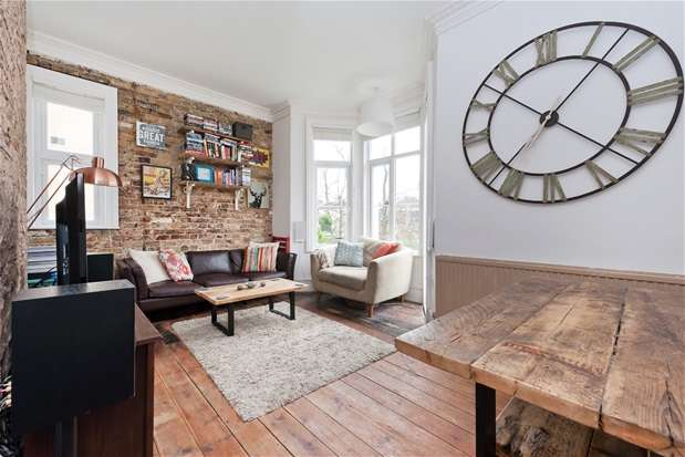 1 Bedroom Flat for sale in Rosendale Road, Dulwich
