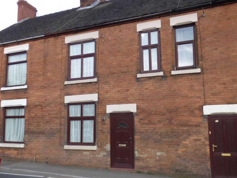 2 Bedrooms Terraced House for sale in 9, Tape Street, Cheadle