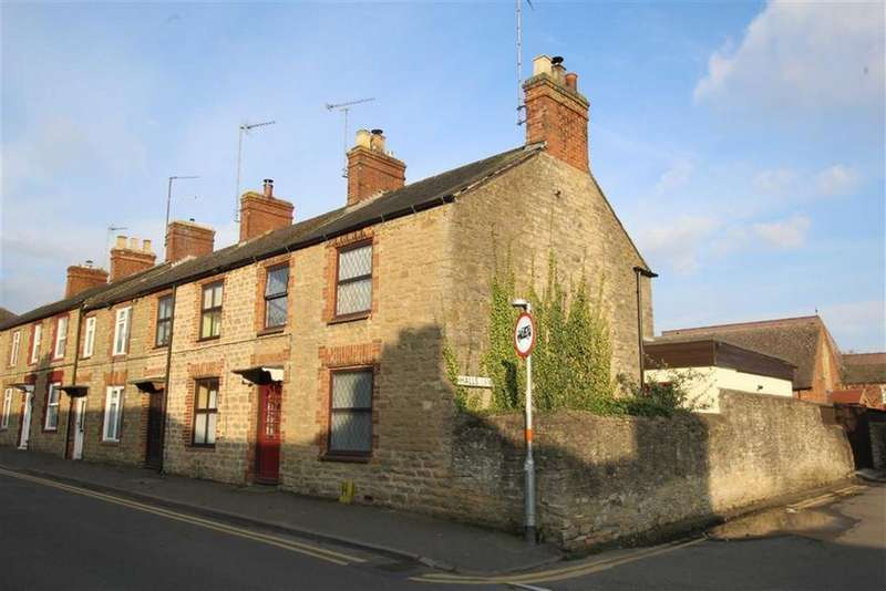 3 Bedrooms End Of Terrace House for sale in 5, Manor Road, Brackley