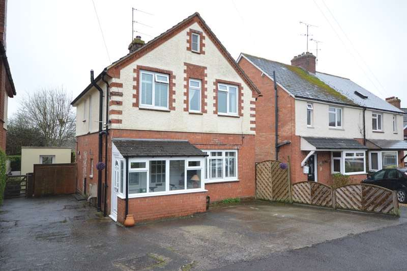 3 Bedrooms Detached House for sale in Summerleaze pk, Yeovil, Somerset, BA20