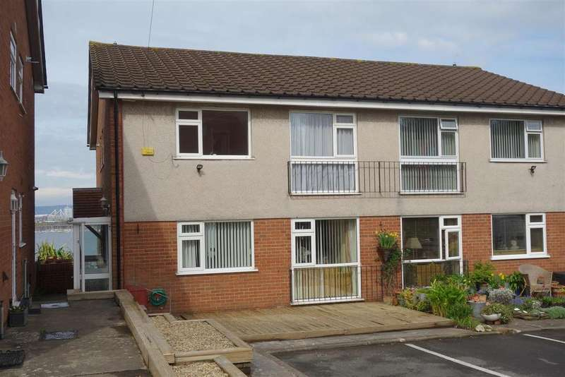 2 Bedrooms Apartment Flat for sale in Vista Court, Northcliffe Drive, Penarth