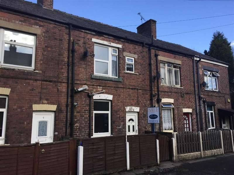 3 Bedrooms Terraced House for sale in Bessemer Terrace, Stocksbridge, Sheffield, S36