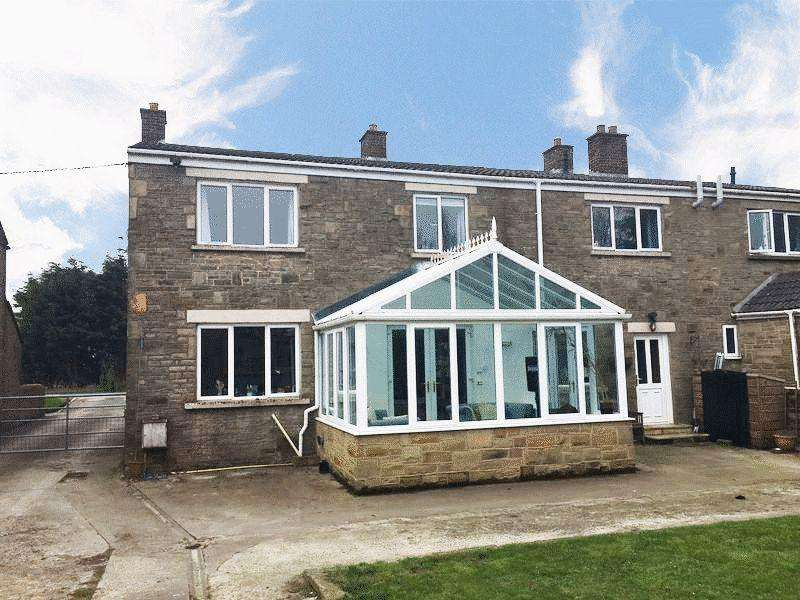4 Bedrooms Semi Detached House for sale in COUNTY DURHAM, Bishop Auckland