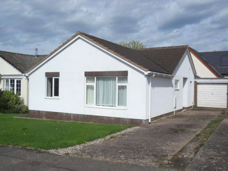 3 Bedrooms Semi Detached Bungalow for sale in Long Park, Woodbury