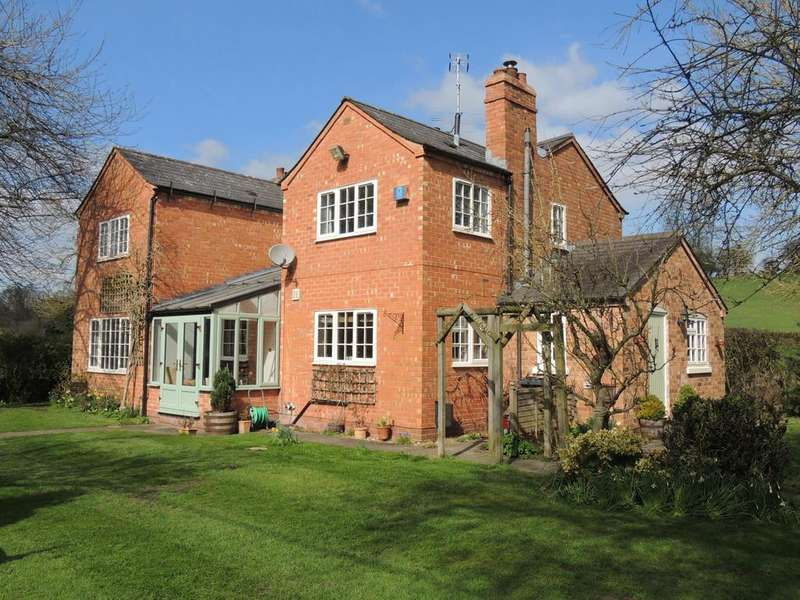 4 Bedrooms Cottage House for sale in Old Warwick Road, Rowington