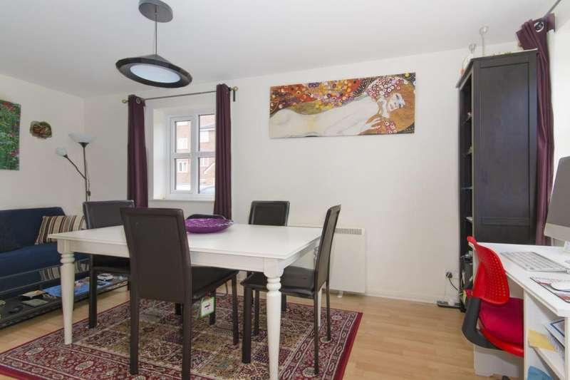 1 Bedroom Flat for sale in Barnes House, John Williams Close, London, SE14