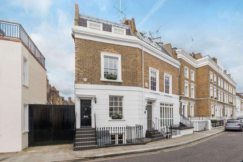 3 Bedrooms End Of Terrace House for sale in First Street, Chelsea, London, SW3