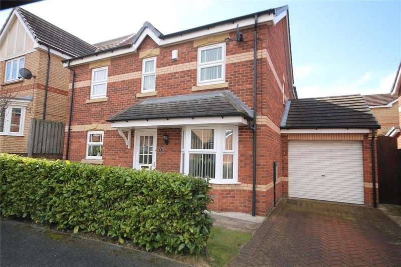 4 Bedrooms Detached House for sale in Hall Bank, Barnsley, S75
