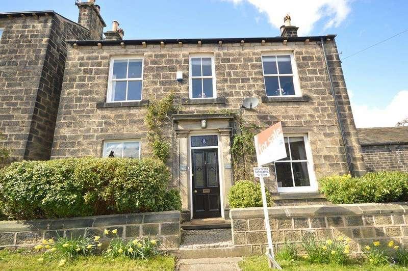 4 Bedrooms Detached House for sale in Ellington House, Wesley Street, Rodley, Leeds, West Yorkshire