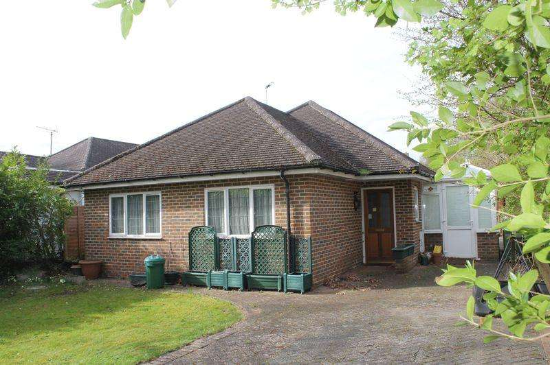 2 Bedrooms Detached Bungalow for sale in FETCHAM