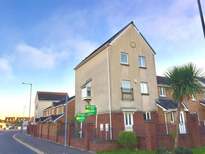 4 Bedrooms Town House for sale in Jersey Quay, Aberavon, Port Talbot