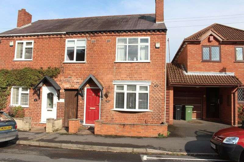 3 Bedrooms Semi Detached House for sale in KINGSWINFORD, Cross Street