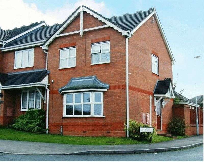 3 Bedrooms Terraced House for sale in Eliot Croft, Coseley