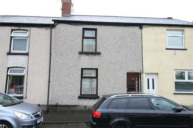 3 Bedrooms Terraced House for sale in Belle Vue Road, CWMBRAN, Torfaen