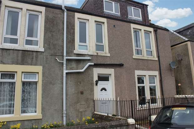 2 Bedrooms Flat for sale in Whyterose Terrace, Methil, Leven, Fife