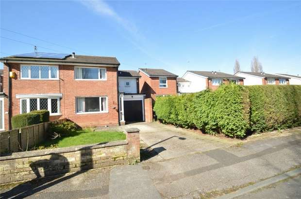 3 Bedrooms Semi Detached House for sale in Maple Close, Heaviley, Stockport, Cheshire