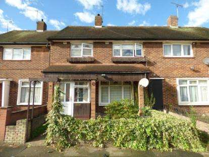 3 Bedrooms Terraced House for sale in Weir Hall Avenue, London