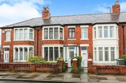 2 Bedrooms Terraced House for sale in Ansdell Road, Blackpool, Lancashire, FY1