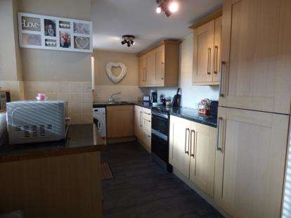 2 Bedrooms Terraced House for sale in Lindley Street, Lostock Hall, Preston, PR5