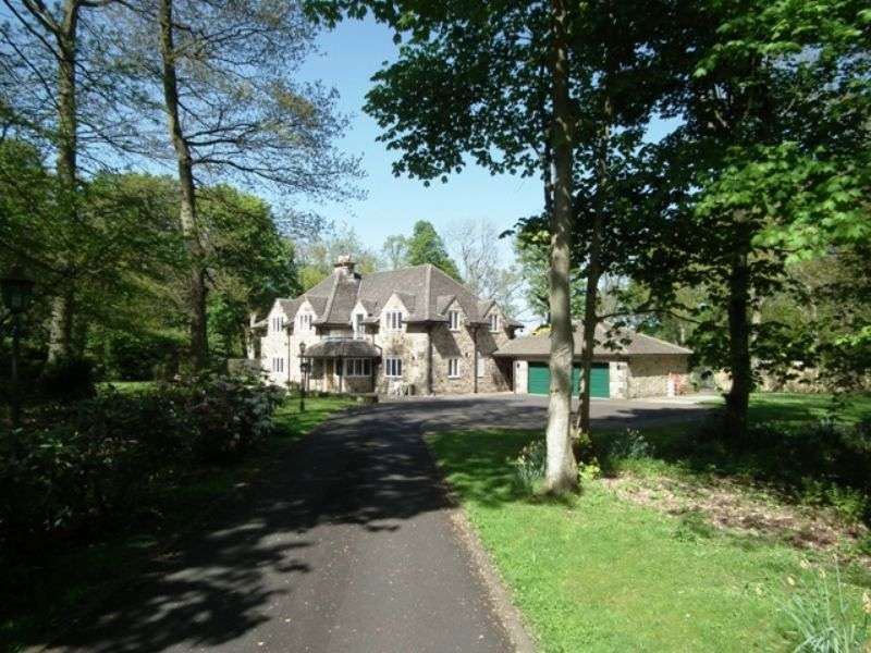 4 Bedrooms House for sale in Juniper, Tranwell Woods - Five Bedroom Detached Stone House