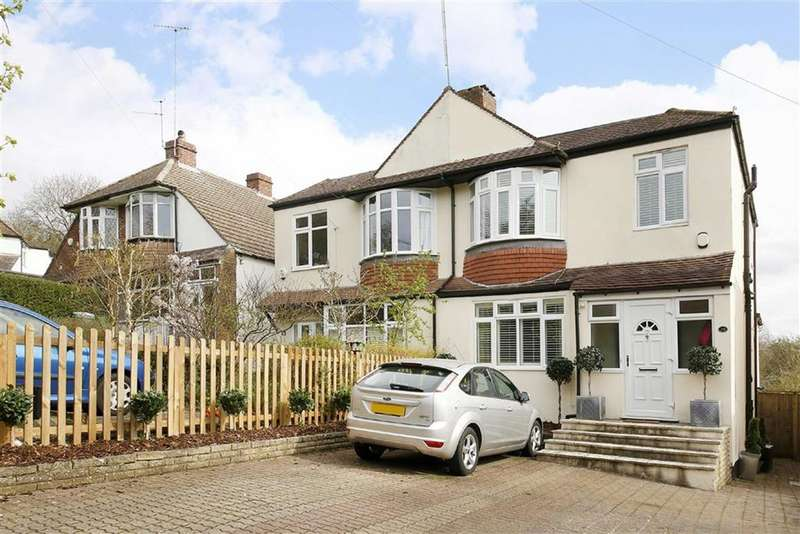 3 Bedrooms Semi Detached House for sale in Old Hill, Green Street Green