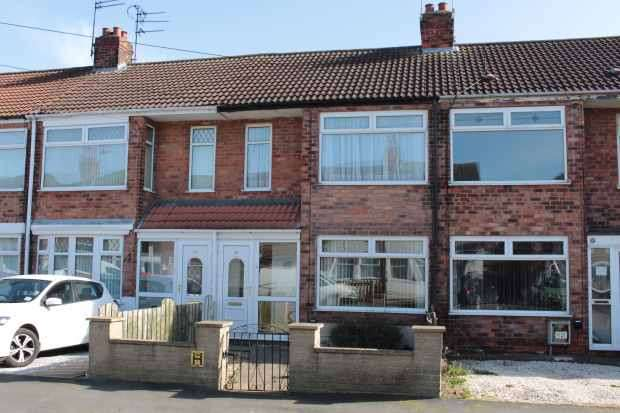 3 Bedrooms Terraced House for sale in Eastfield Road, Hull, North Humberside, HU4 6DS