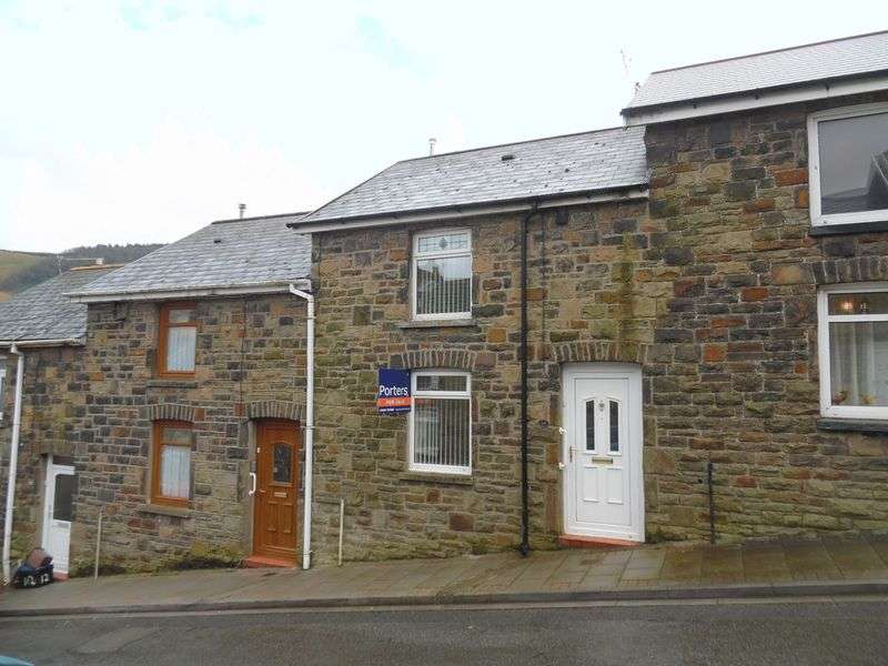 3 Bedrooms House for sale in Cardiff Street Ogmore Vale Bridgend CF32 7EW
