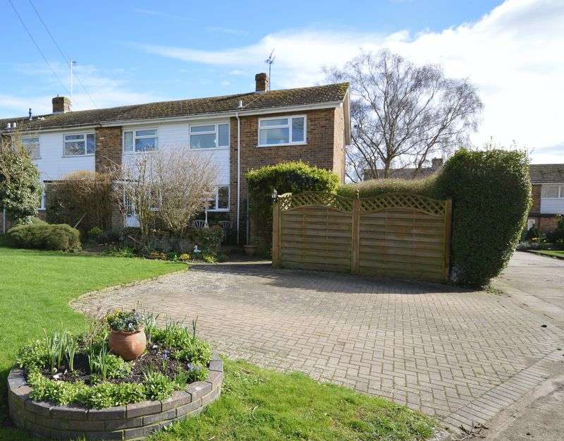 5 Bedrooms Semi Detached House for sale in Haddenham