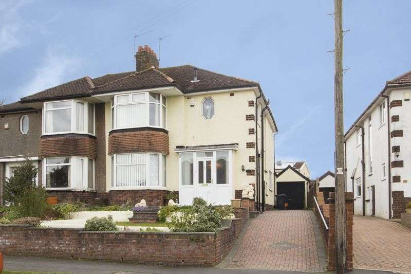 3 Bedrooms Semi Detached House for sale in Stelvio Park Drive, Newport