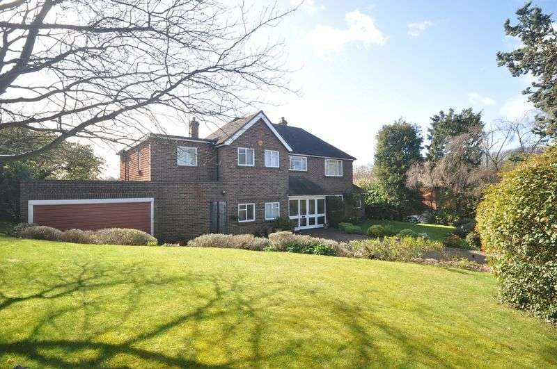 4 Bedrooms Detached House for sale in Ralliwood Road, Ashtead