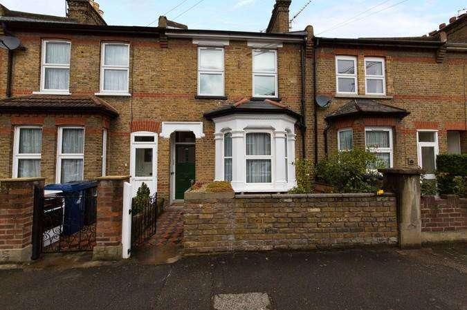 1 Bedroom Flat for sale in Endsleigh Road, Ealing