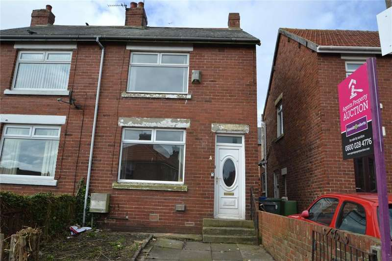 2 Bedrooms Terraced House for sale in Grange Avenue, Easington Village, Co Durham, SR8