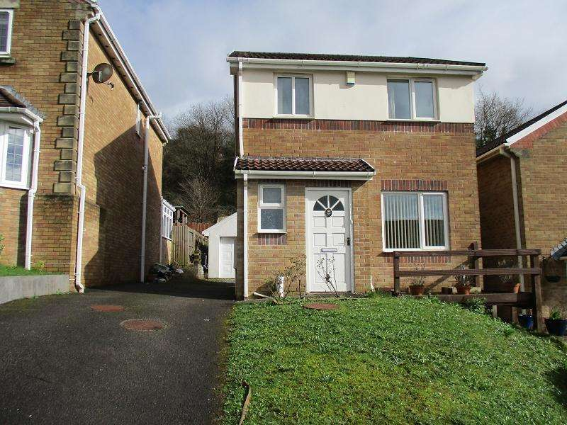4 Bedrooms Detached House for sale in Cae Canol Baglan, Port Talbot, Neath Port Talbot.