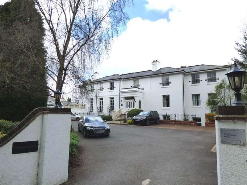 2 Bedrooms Flat for sale in St Georges Place, Hassocks Road, BN6