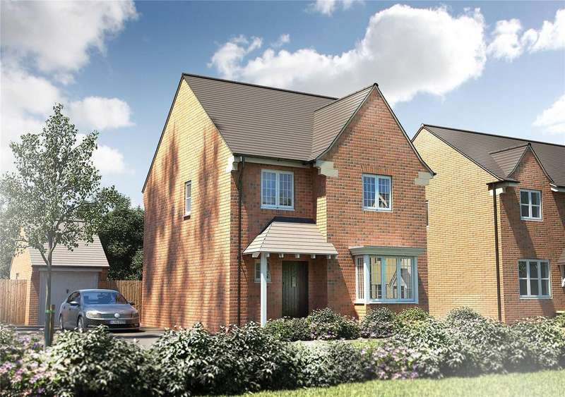 3 Bedrooms Terraced House for sale in Plot 53 - The Titchfield, Woodberry Copse, Lyme Regis, Dorset, DT7