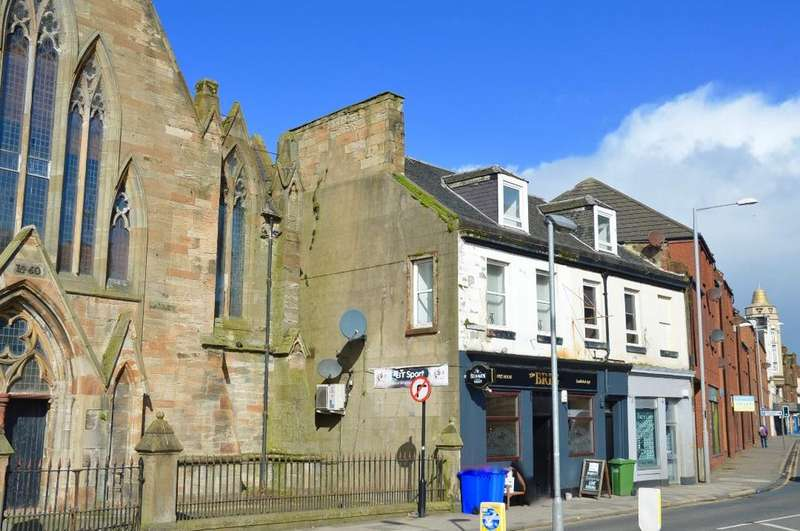2 Bedrooms Flat for sale in Main Street, Ayr, Ayrshire, KA8 8BU