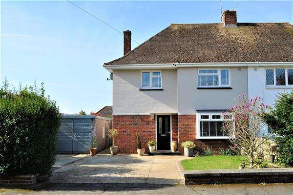 3 Bedrooms Semi Detached House for sale in Bearsted ME15