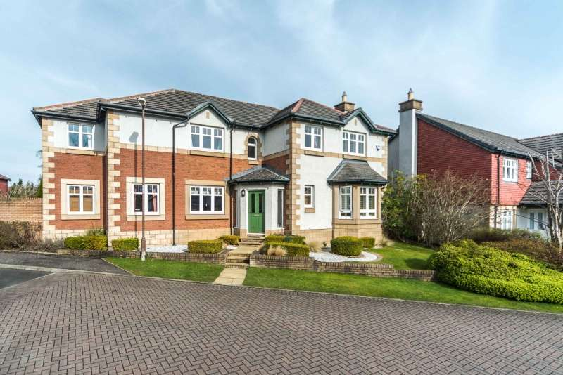 5 Bedrooms Detached House for sale in Ravelrig Gait, Balerno, Edinburgh, EH14 7NH