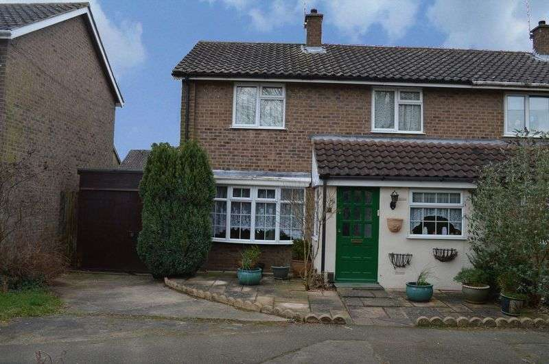 2 Bedrooms House for sale in Heron View, Lincoln