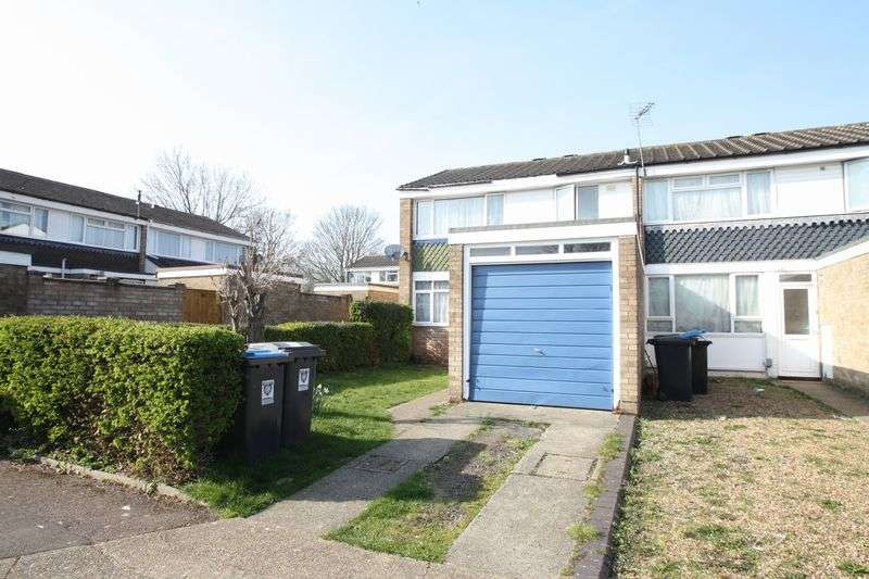 3 Bedrooms House for sale in Hatfield Crescent, Hemel Hempstead